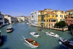 Венеция в марте 1