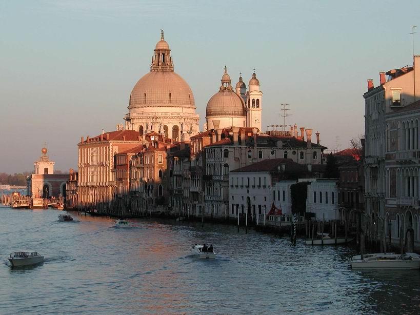 Венеция в марте 2