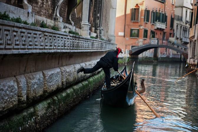 Венеция в марте