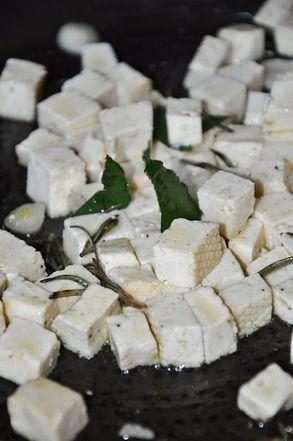 Жареный тофу 3