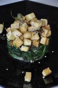 Жареный тофу 9