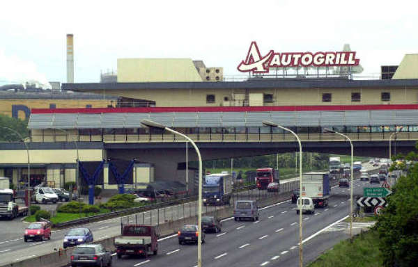 Autogrill v Italii