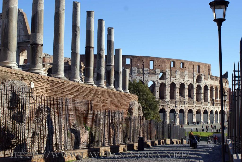 Rimskiy kolizey 3