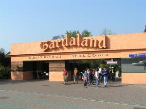 Gardaland v Italii
