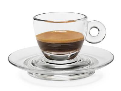 Kofe ristretto v Italii