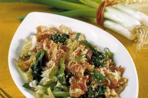 Tepliy ovoschnoy salat