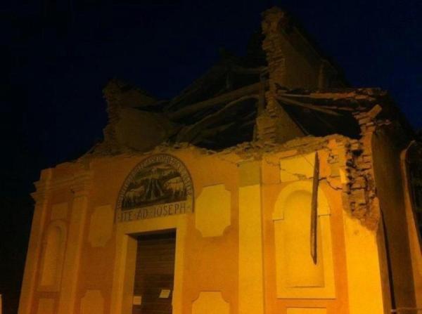 Zemlyatraseniye v Emilii 8