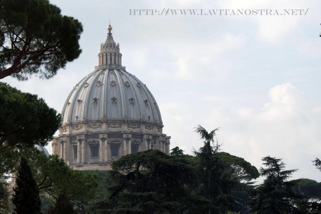 Sobor svyatogo Petra v Rime 1