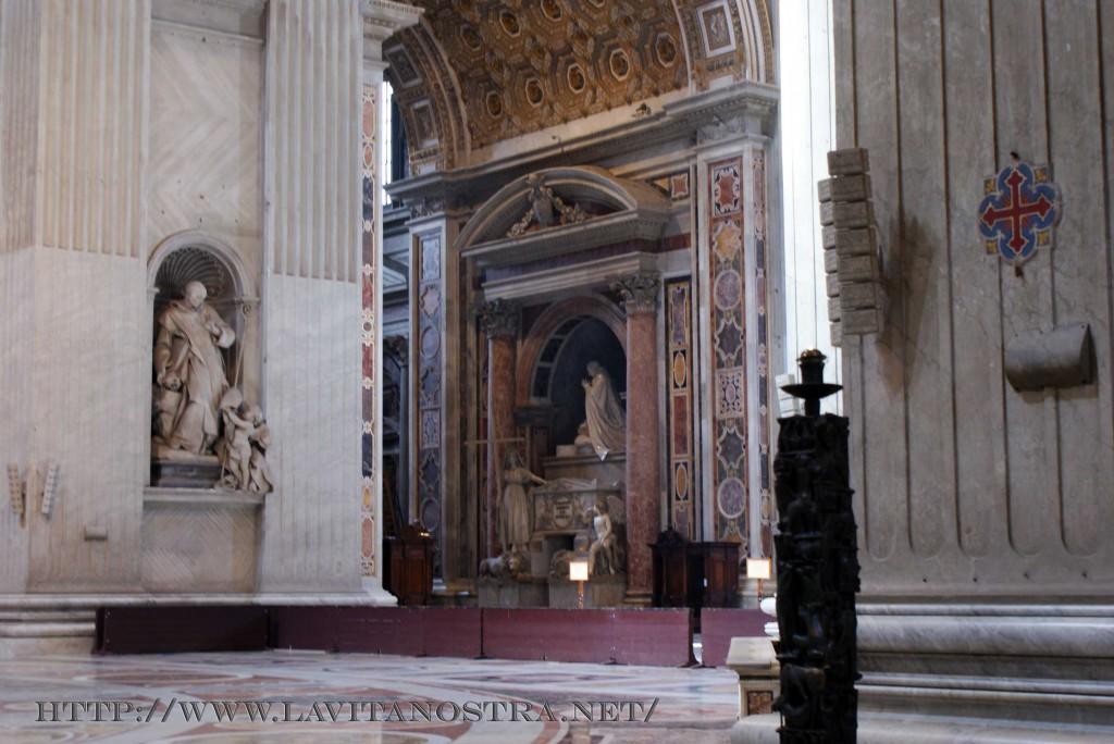 Sobor svyatogo Petra v Rime 5