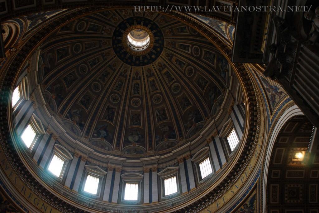 Kupol Sobor svyatogo Petra v Rime