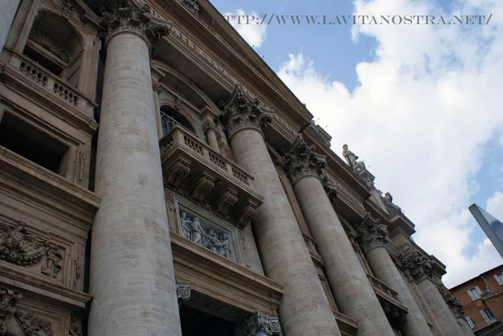 Sobor svyatogo Petra v Rime 8