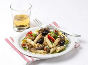 Letnaya holodnaya pasta s ovoschami
