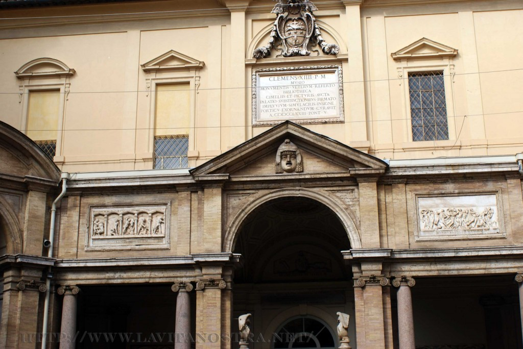 Muzei Vatikana Rim
