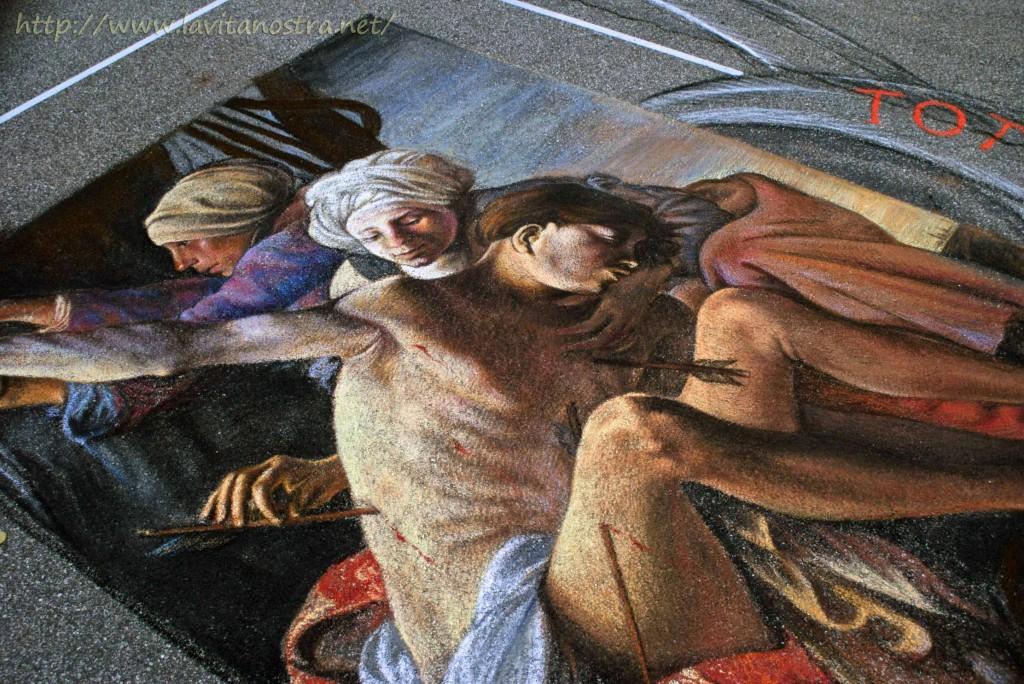 Страдания Святого Себастьяна