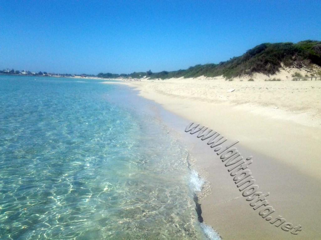 Ионическое море в Саленто