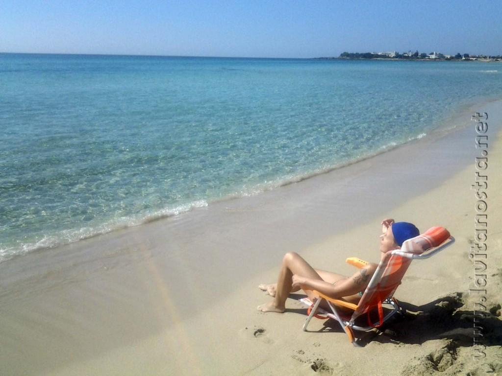 Сказочные пляжи Саленто