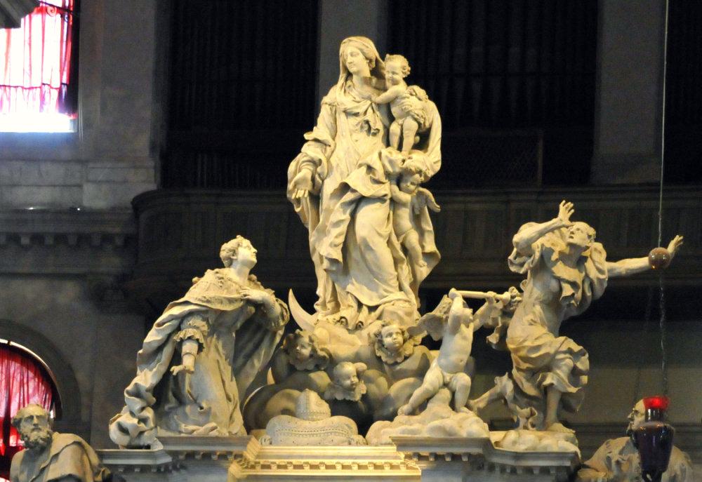Basilika della Maddonna della Salute Venezia