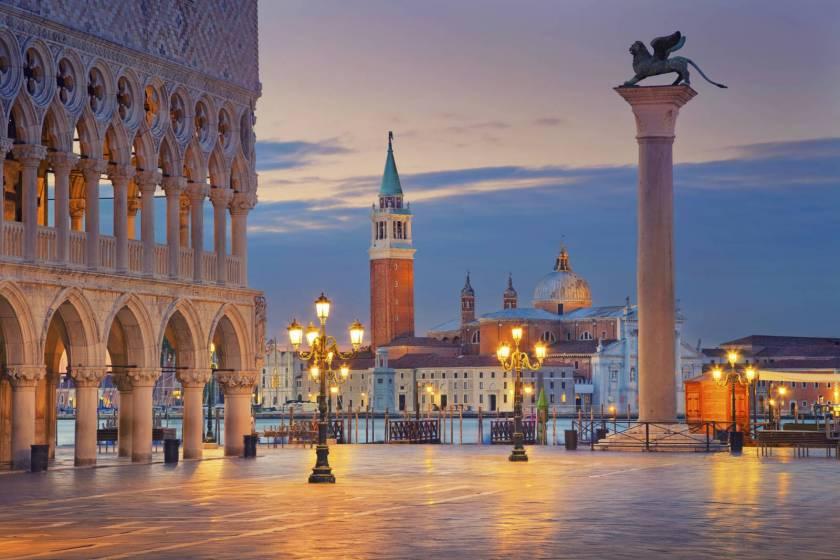 Ploschad Svyatogo Marka v Venezii