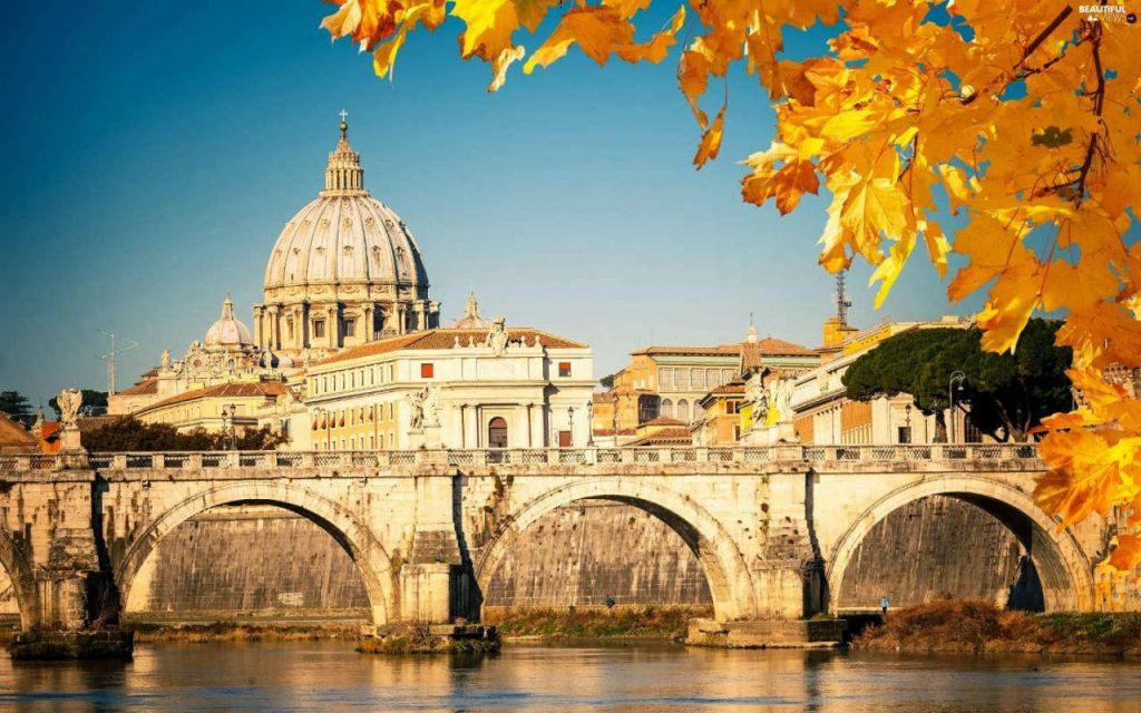 Лучшие города для отдыха в Италии в октябре